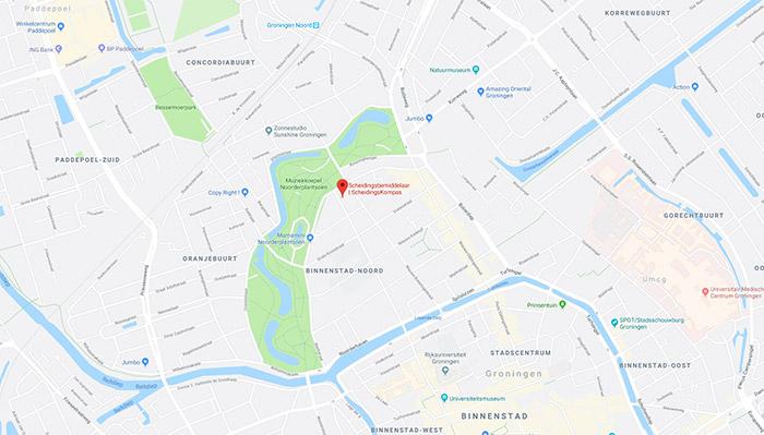 Adres Scheidingskompas Groningen